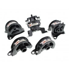 HardRace upper & lower engine mounts Honda Civic EK EK4 EK9 96-00 HR-5827