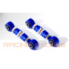 HardRace rear adjustable compensator (toe) arms - Honda Integra DC2 Type R 96-01 HR-6110 6110